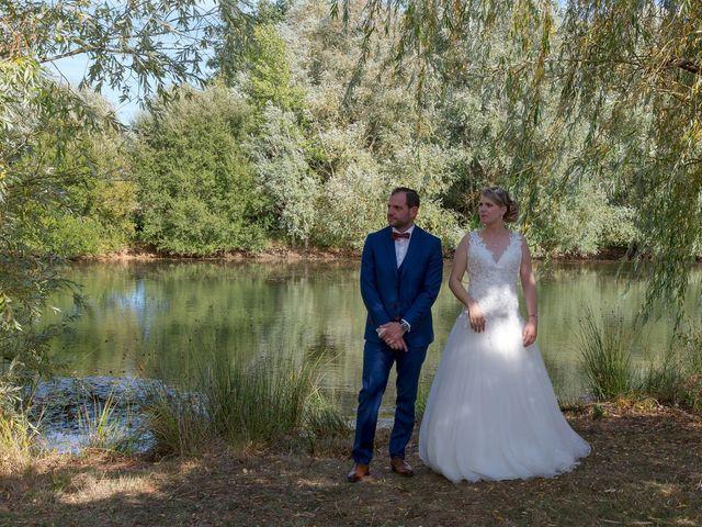Le mariage de Guillaume et Lucie à Autrèche, Indre-et-Loire 131
