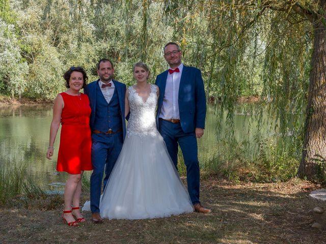 Le mariage de Guillaume et Lucie à Autrèche, Indre-et-Loire 132