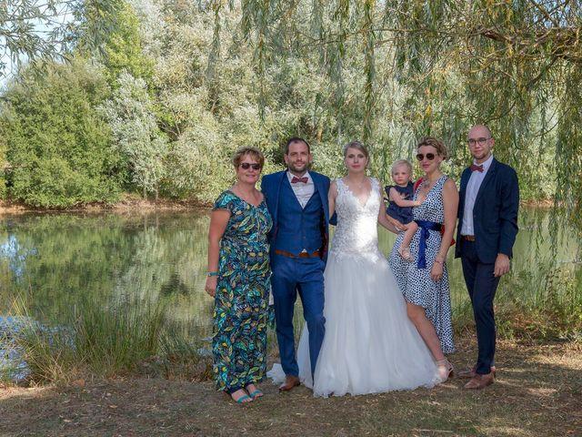 Le mariage de Guillaume et Lucie à Autrèche, Indre-et-Loire 133
