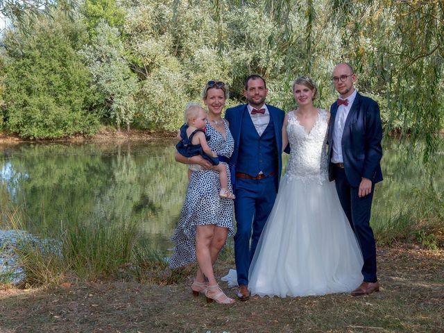 Le mariage de Guillaume et Lucie à Autrèche, Indre-et-Loire 134