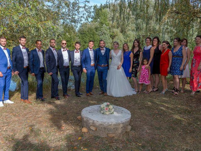 Le mariage de Guillaume et Lucie à Autrèche, Indre-et-Loire 135