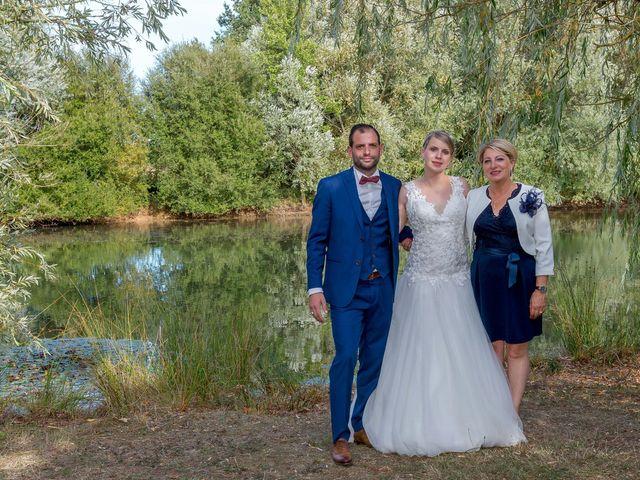 Le mariage de Guillaume et Lucie à Autrèche, Indre-et-Loire 138