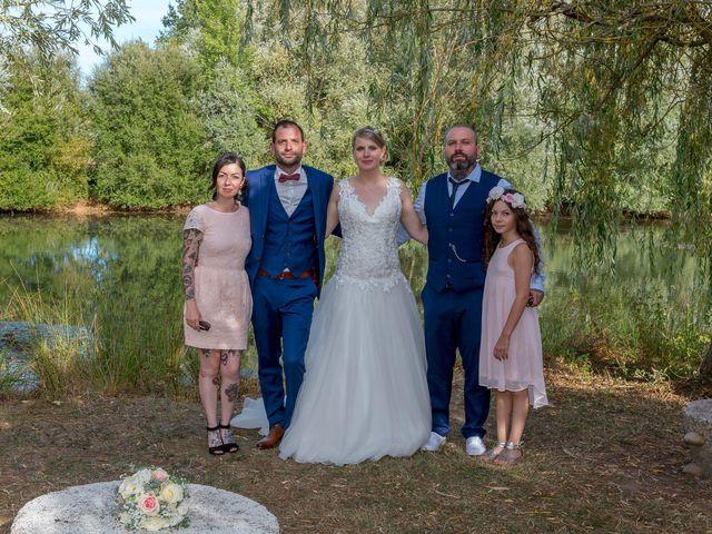 Le mariage de Guillaume et Lucie à Autrèche, Indre-et-Loire 140
