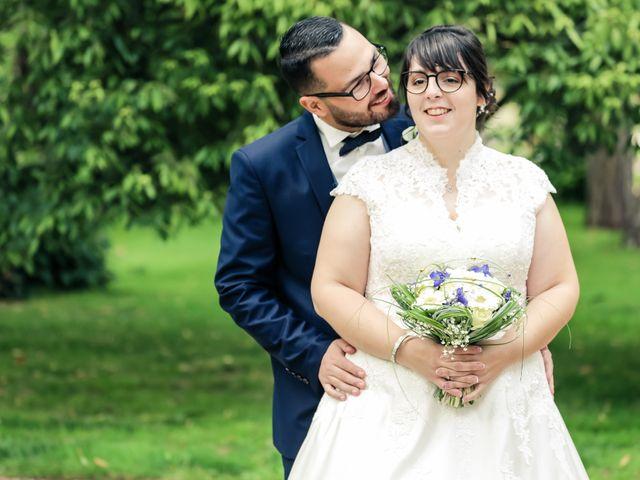Le mariage de Tatiana et Julien