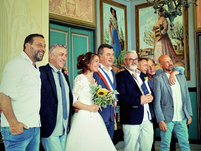 Le mariage de Lolo et Marion à Agde, Hérault 3