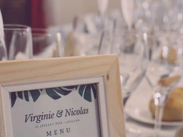 Le mariage de Nicolas et Virginie à Tarbes, Hautes-Pyrénées 5