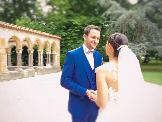 Le mariage de Nicolas et Virginie à Tarbes, Hautes-Pyrénées 9