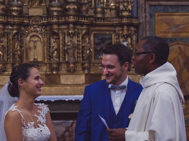 Le mariage de Nicolas et Virginie à Tarbes, Hautes-Pyrénées 17
