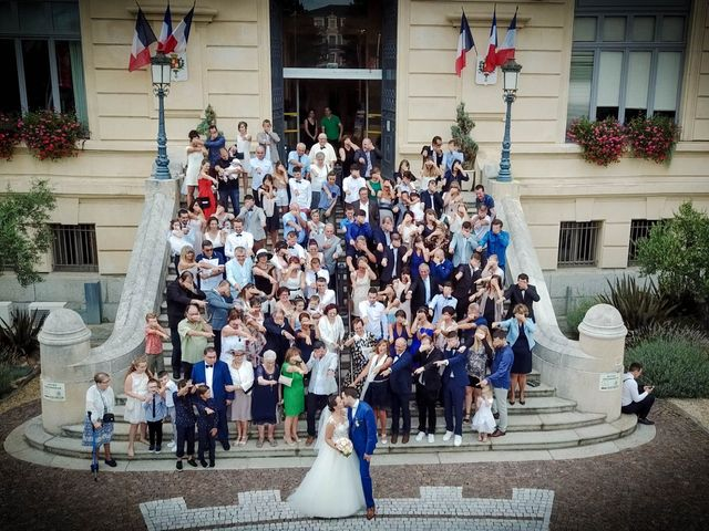 Le mariage de Nicolas et Virginie à Tarbes, Hautes-Pyrénées 19