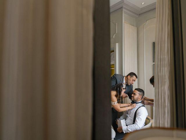 Le mariage de Hezrell et Raquel à Paris, Paris 2