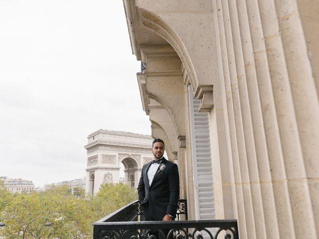Le mariage de Hezrell et Raquel à Paris, Paris 10