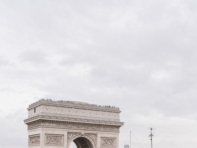 Le mariage de Hezrell et Raquel à Paris, Paris 18