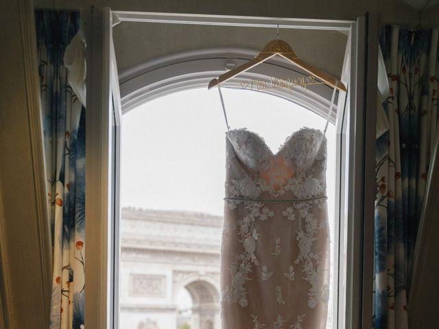 Le mariage de Hezrell et Raquel à Paris, Paris 20