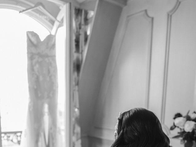 Le mariage de Hezrell et Raquel à Paris, Paris 21