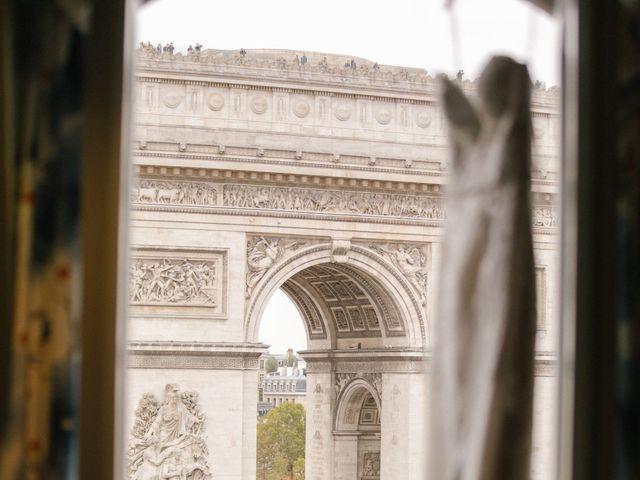 Le mariage de Hezrell et Raquel à Paris, Paris 26