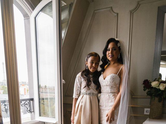 Le mariage de Hezrell et Raquel à Paris, Paris 27