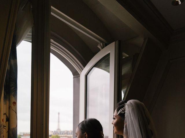 Le mariage de Hezrell et Raquel à Paris, Paris 28