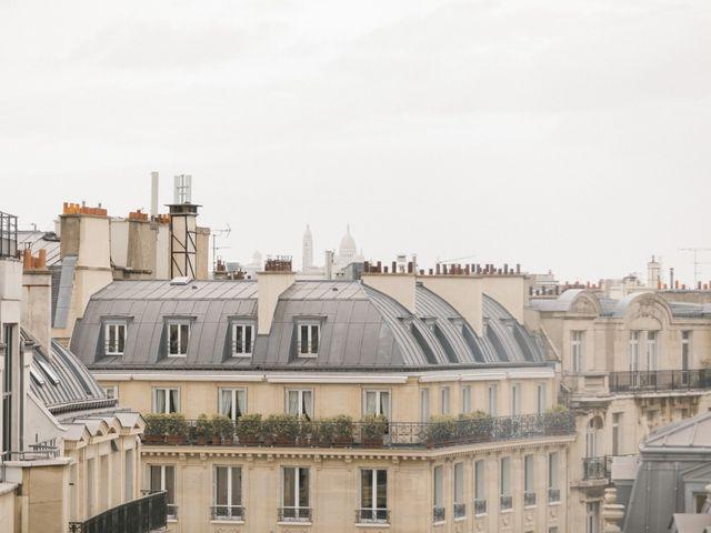 Le mariage de Hezrell et Raquel à Paris, Paris 29