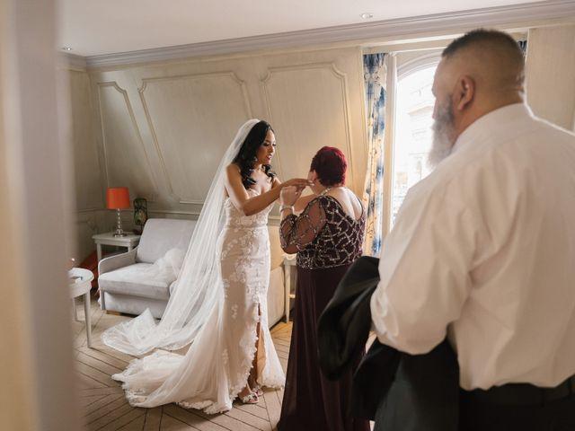 Le mariage de Hezrell et Raquel à Paris, Paris 32