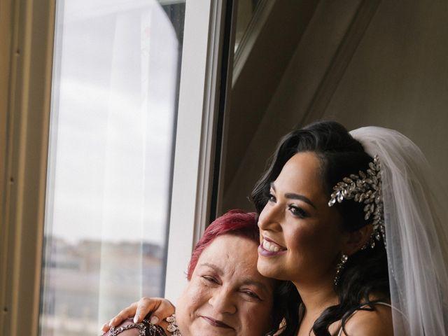 Le mariage de Hezrell et Raquel à Paris, Paris 35