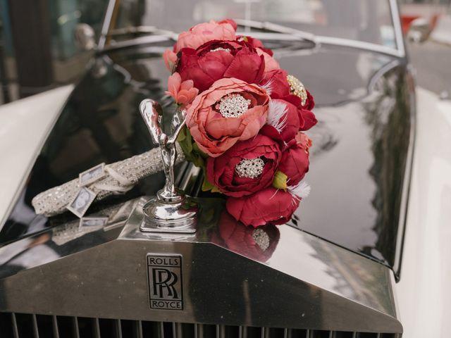 Le mariage de Hezrell et Raquel à Paris, Paris 42