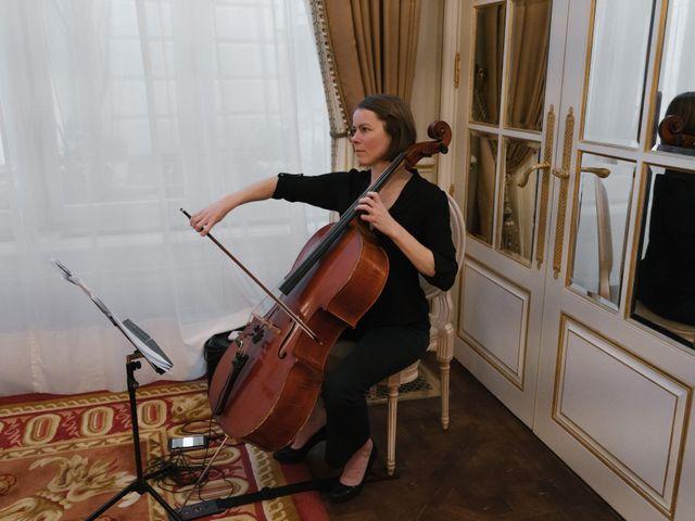 Le mariage de Hezrell et Raquel à Paris, Paris 48