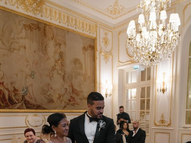 Le mariage de Hezrell et Raquel à Paris, Paris 49