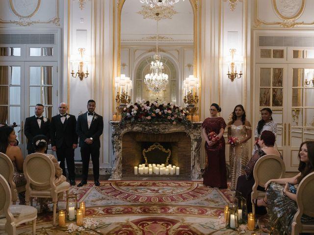 Le mariage de Hezrell et Raquel à Paris, Paris 50