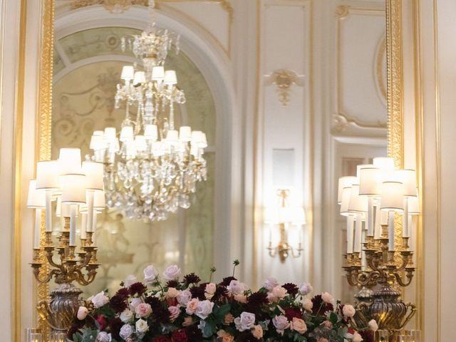 Le mariage de Hezrell et Raquel à Paris, Paris 54