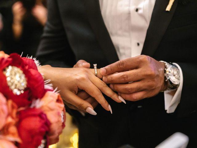 Le mariage de Hezrell et Raquel à Paris, Paris 57