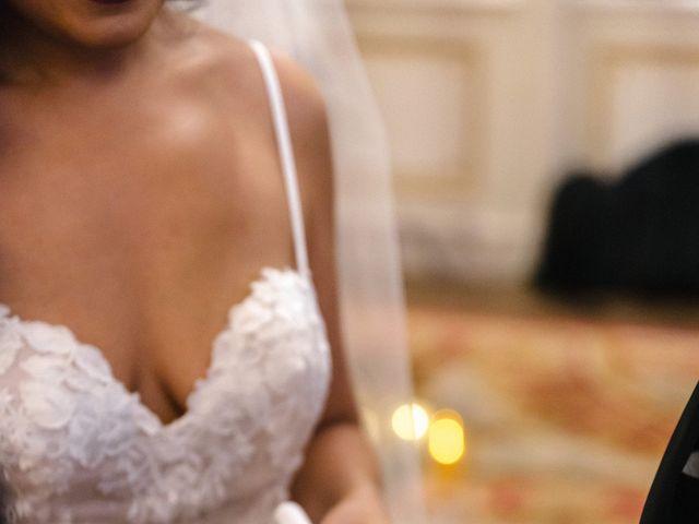 Le mariage de Hezrell et Raquel à Paris, Paris 58