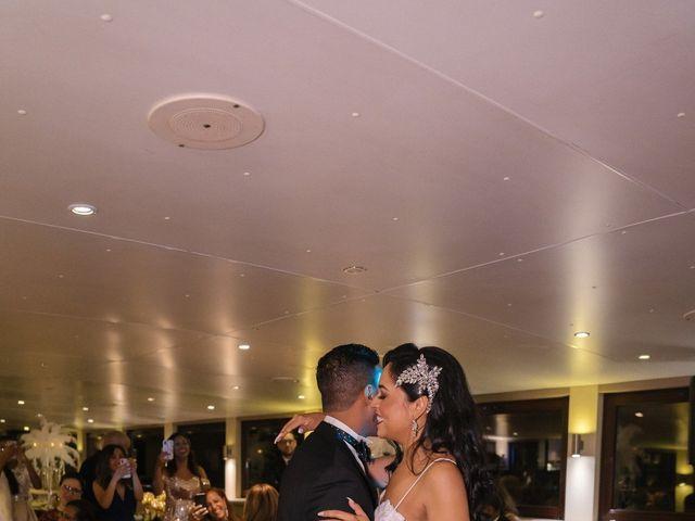 Le mariage de Hezrell et Raquel à Paris, Paris 104