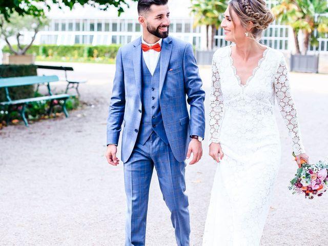 Le mariage de Zelie et Anthony