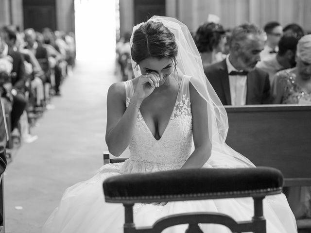 Le mariage de Jean-Hugues et Laurie à Saint-Antonin-Noble-Val, Tarn-et-Garonne 13