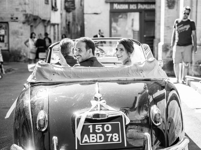 Le mariage de Jean-Hugues et Laurie à Saint-Antonin-Noble-Val, Tarn-et-Garonne 16