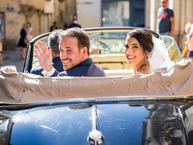 Le mariage de Jean-Hugues et Laurie à Saint-Antonin-Noble-Val, Tarn-et-Garonne 17
