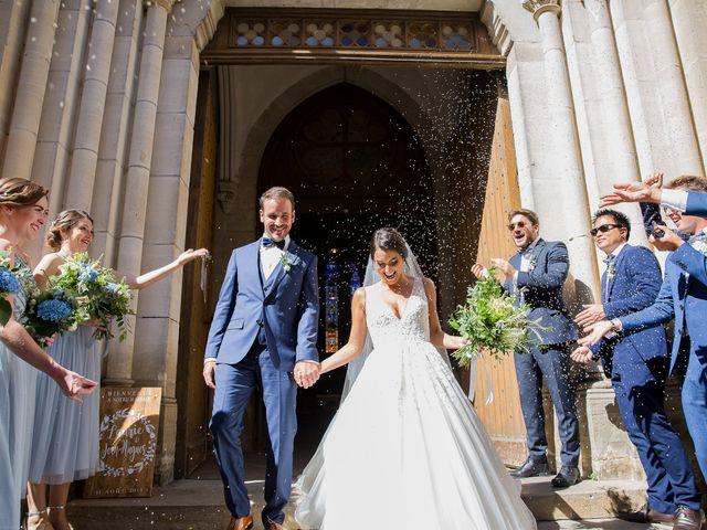 Le mariage de Jean-Hugues et Laurie à Saint-Antonin-Noble-Val, Tarn-et-Garonne 18