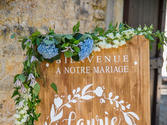 Le mariage de Jean-Hugues et Laurie à Saint-Antonin-Noble-Val, Tarn-et-Garonne 23