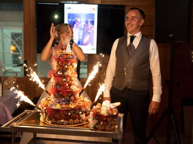 Le mariage de Jordan et Stacy  à Bourogne, Territoire de Belfort 1