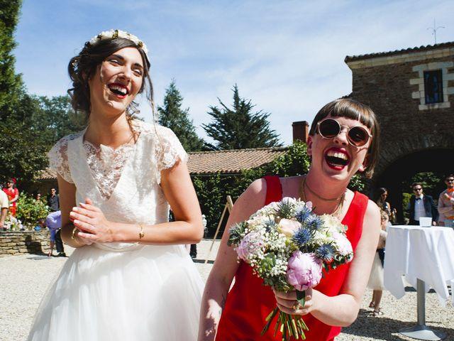 Le mariage de Jérémy et Sandy à Nantes, Loire Atlantique 13