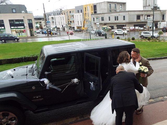 Le mariage de Sébastien et Priscilla à Bois-Guillaume, Seine-Maritime 1