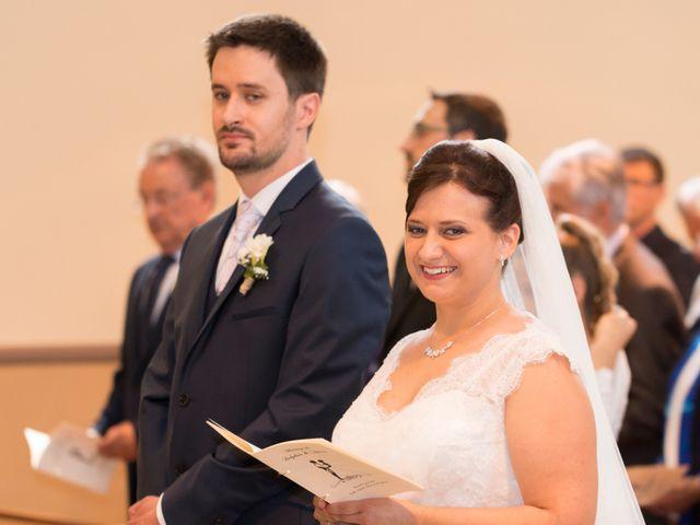 Le mariage de Adrien et Delphine à Kintzheim, Bas Rhin 13