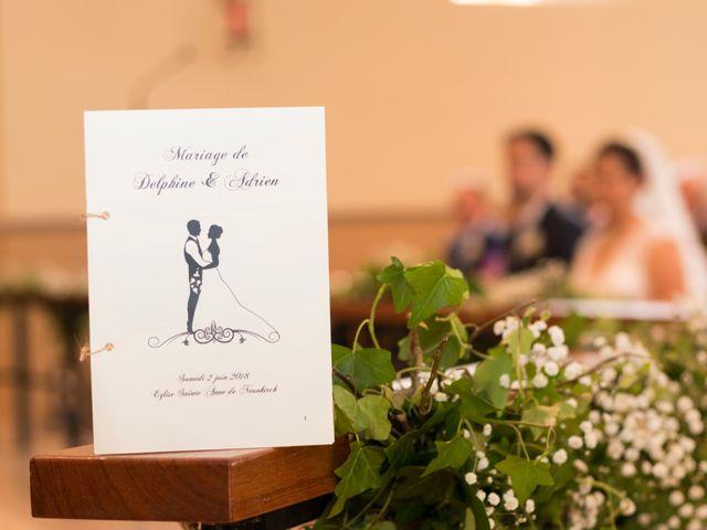 Le mariage de Adrien et Delphine à Kintzheim, Bas Rhin 14