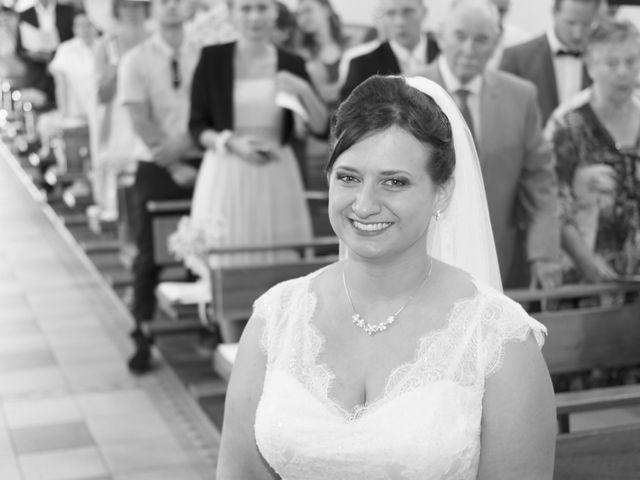 Le mariage de Adrien et Delphine à Kintzheim, Bas Rhin 16