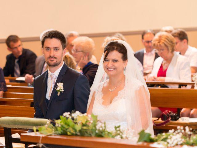 Le mariage de Adrien et Delphine à Kintzheim, Bas Rhin 20