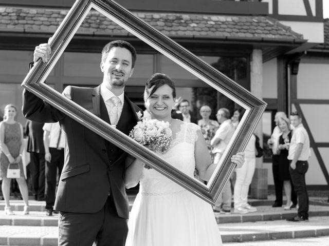Le mariage de Adrien et Delphine à Kintzheim, Bas Rhin 27