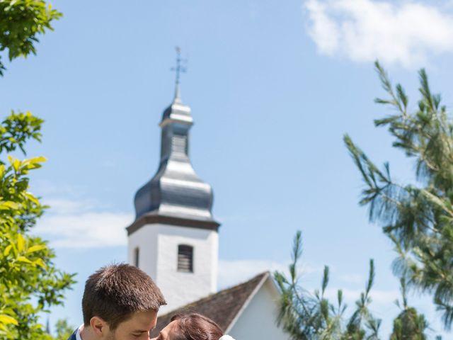 Le mariage de Adrien et Delphine à Kintzheim, Bas Rhin 49