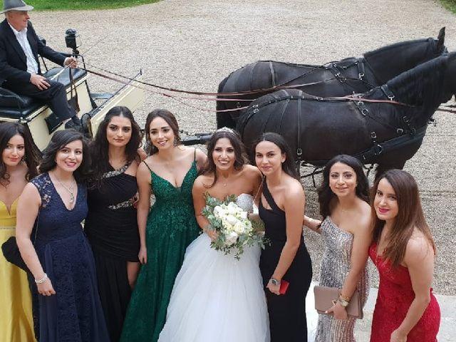 Le mariage de Hassan et Mona  à Santeny, Val-de-Marne 1