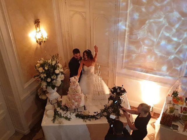 Le mariage de Mona  et Hassan