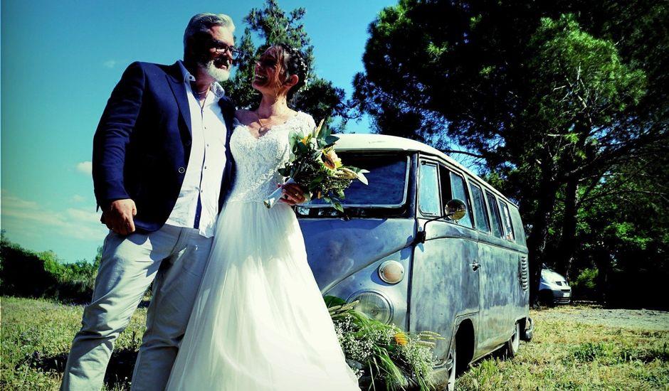 Le mariage de Lolo et Marion à Agde, Hérault